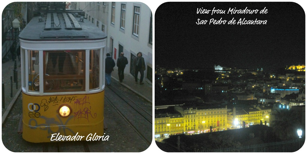 Things to do in Lisbon: Elevador Gloria