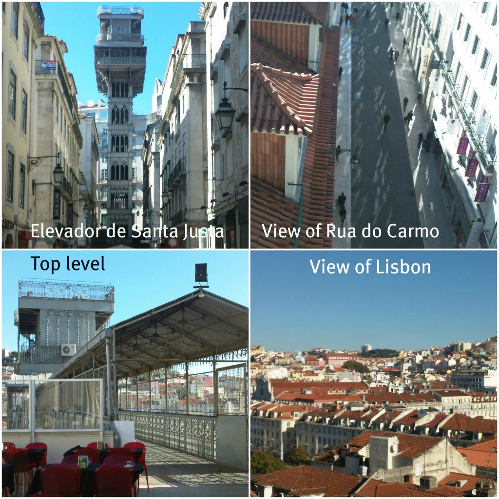 Things to do in Lisbon: Elevado de Santa Justa