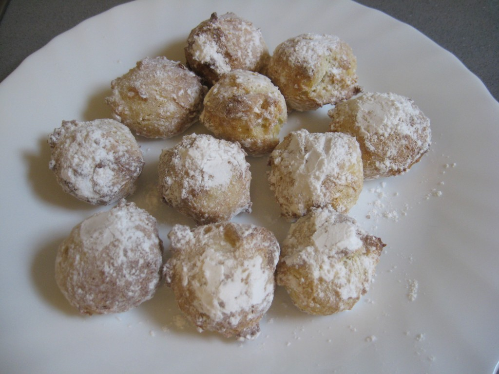 Carnevale: Castagnole al forno - Ready to Eat