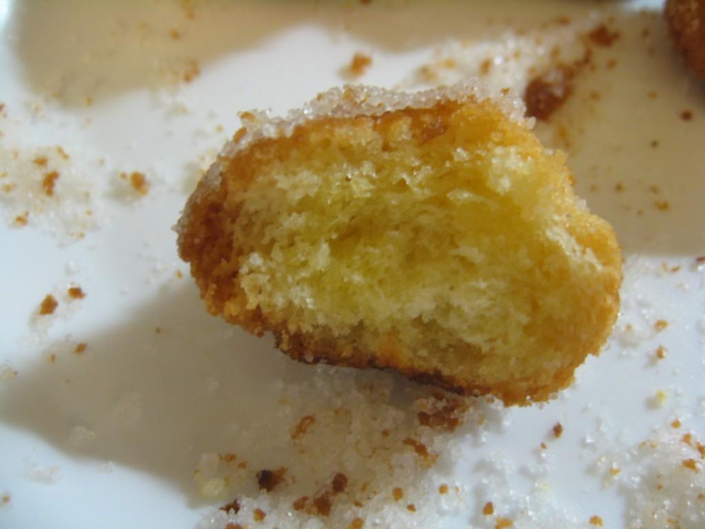 Carnevale: Castagnole Fried - Inside