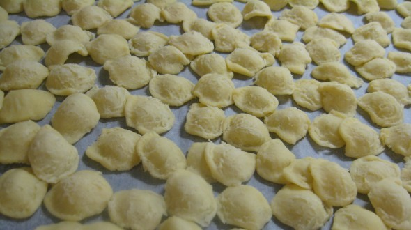 How To Make Orecchiette Pasta