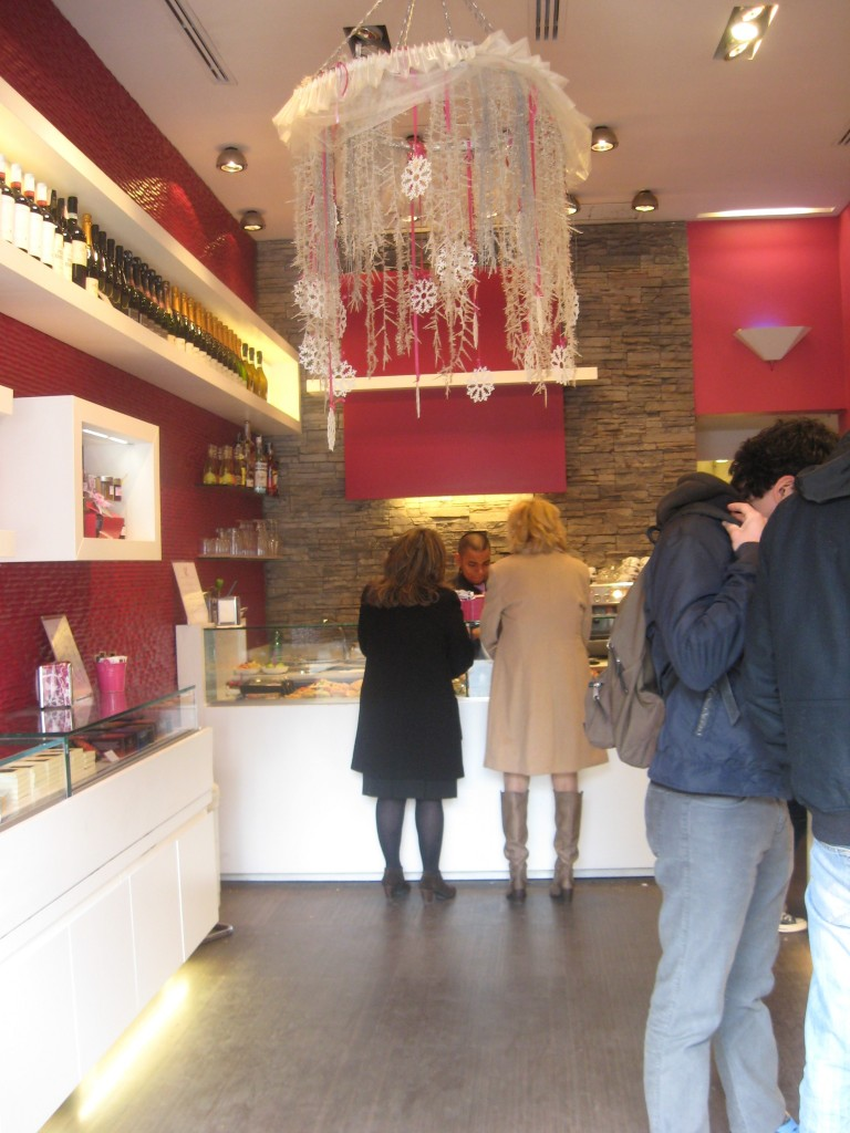 sweet treats near circo massimo: cristalli di zucchero - decor