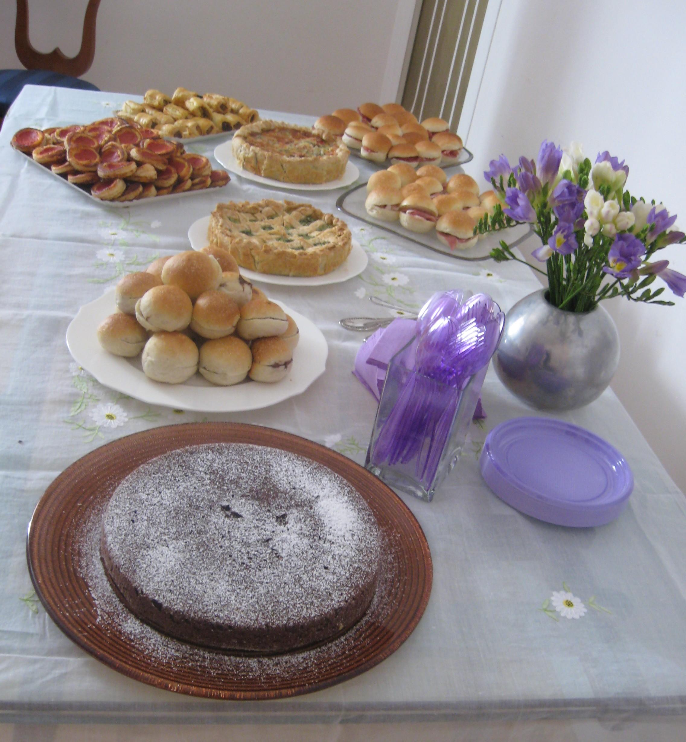 Torta Rustica: Spinaci e Ricotta