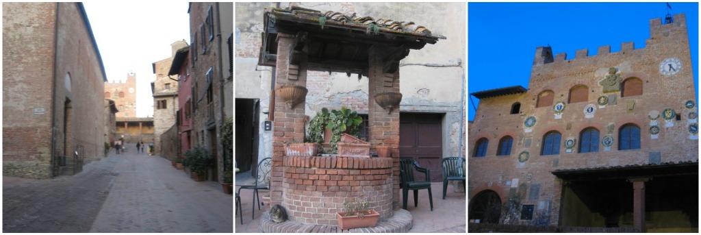 Tuscan Towns: Certaldo Alto