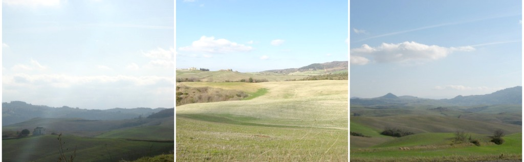 Tuscan Towns: Drive to Volterra
