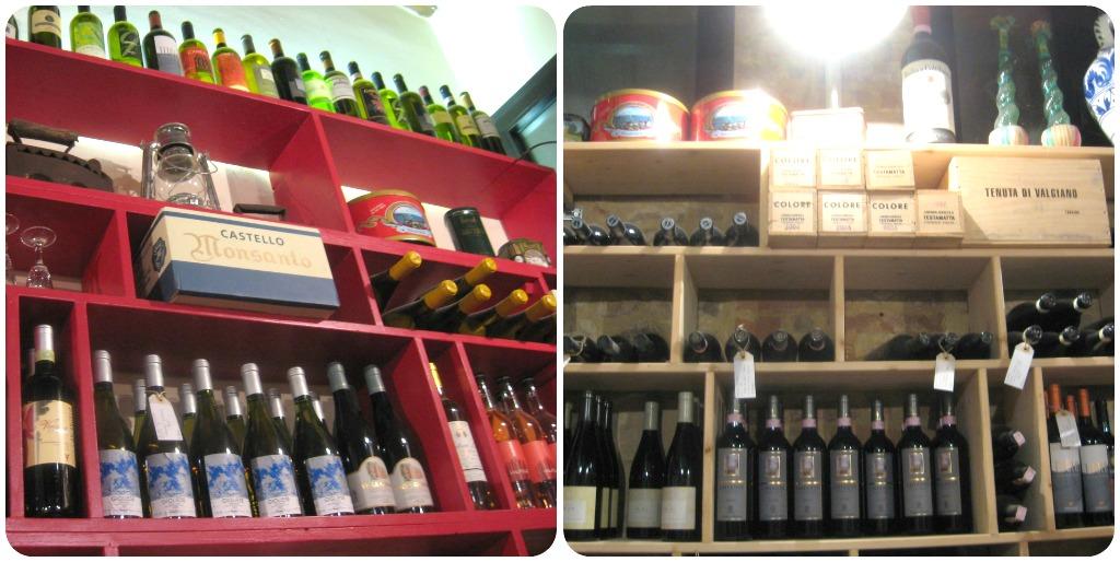 Tuscan Food: Wines