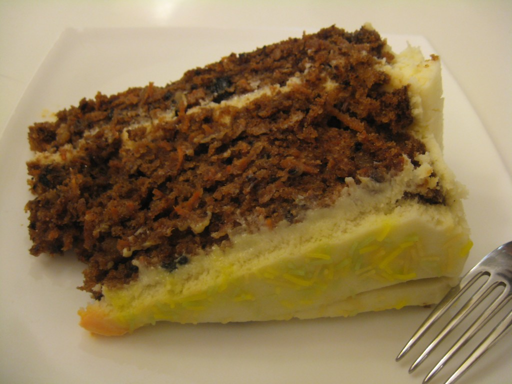 Sweety Roma: Carrot Cake