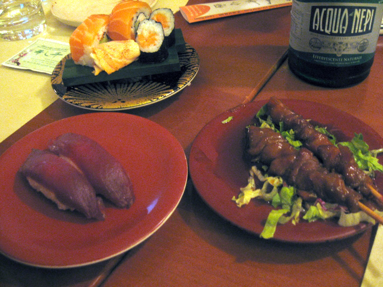 Japanese Restaurant in Rome: Sushisen