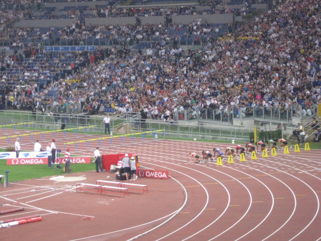 Sport Events in Rome in May - Golden Gala