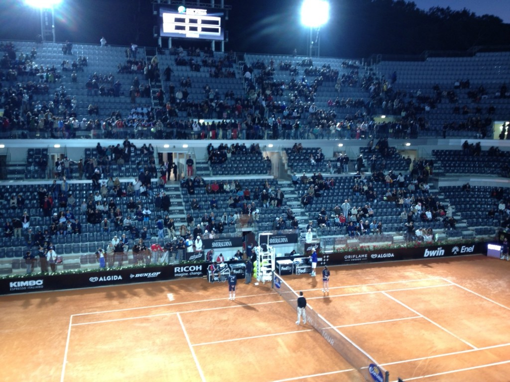 Sport Events in Rome in May - Centre Court