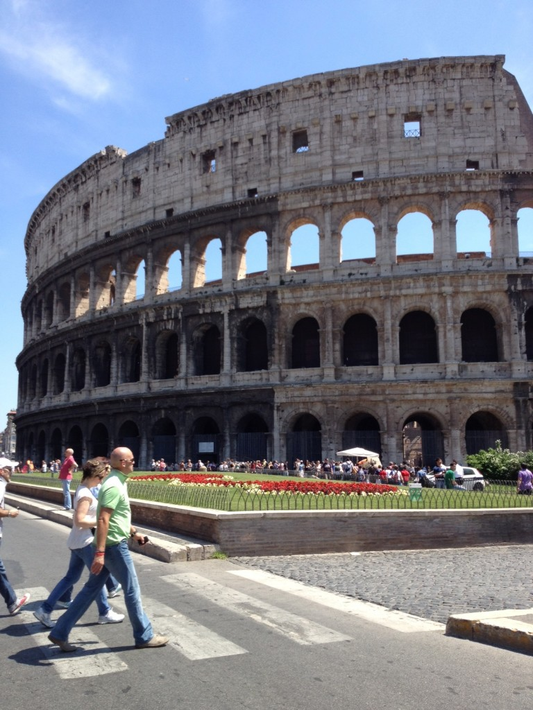 Don't Have to be the Zuckerbergs to Visit Rome - Colosseum