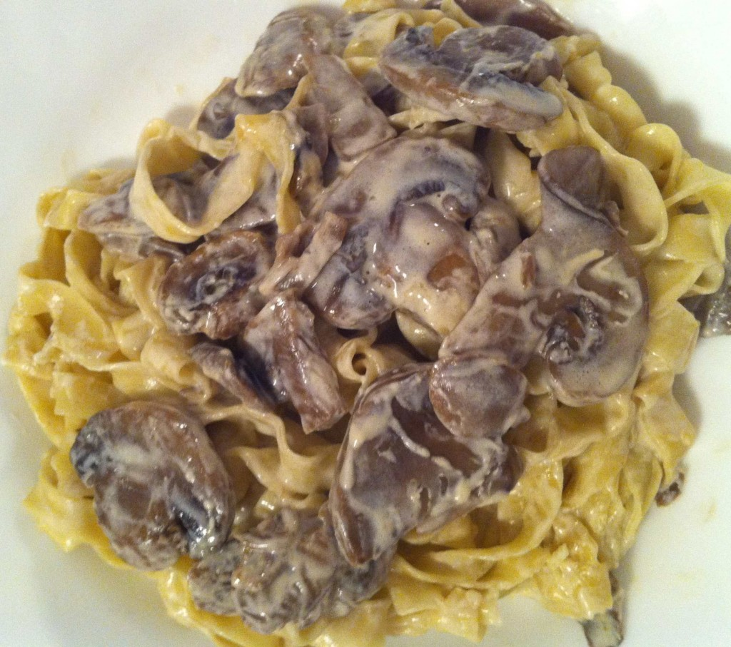 Homemade Meals in Rome: Fettuccine al dente