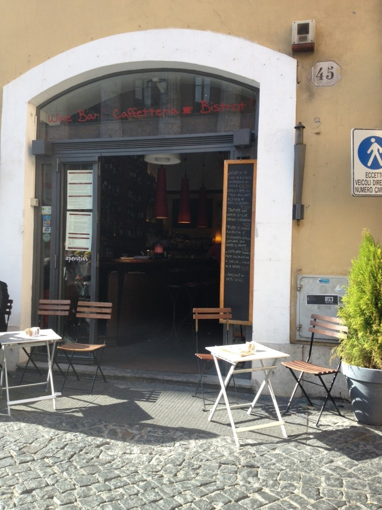 Lunches in Rome:Osteria dell' Ingegno
