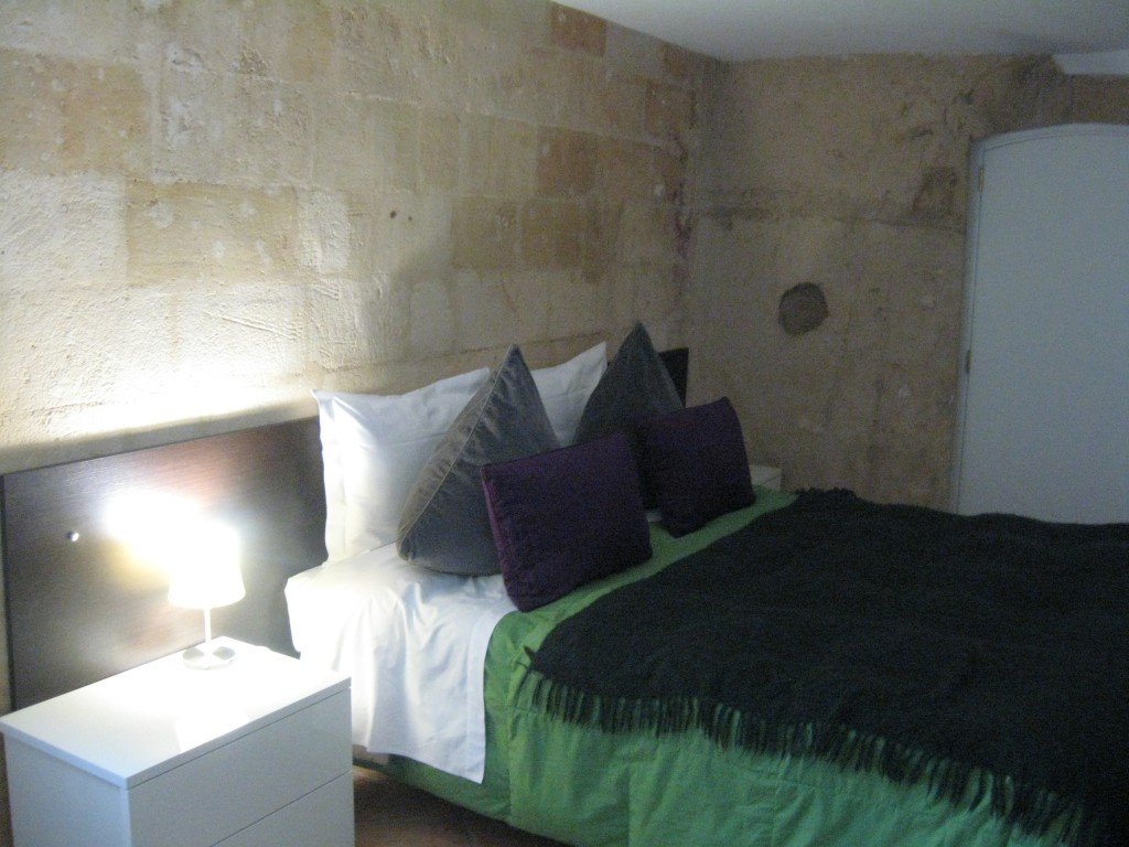 Matera Italy: Room at the Bed and Breakfast