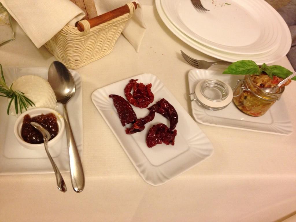 Matera_Italy_Ristorante_Francesca_Appetizers