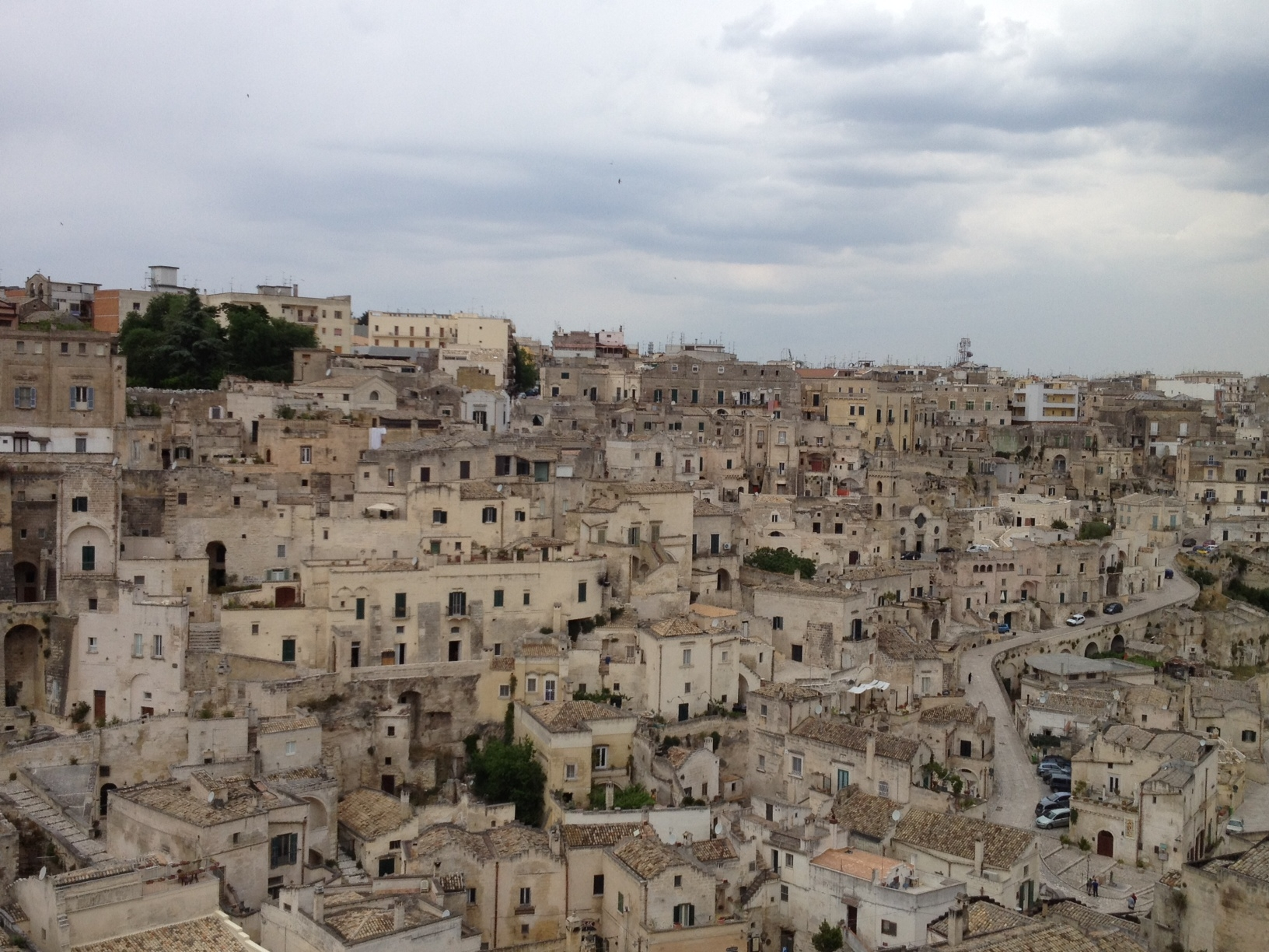 page of blogging about my experiences and photo essay part 2 matera cave hotel piazza festival and