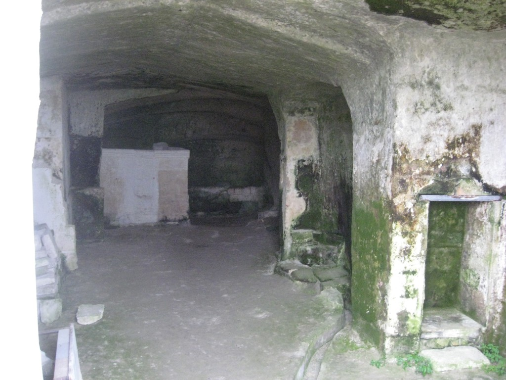 Matera Italy: Caves Deemed Unfit