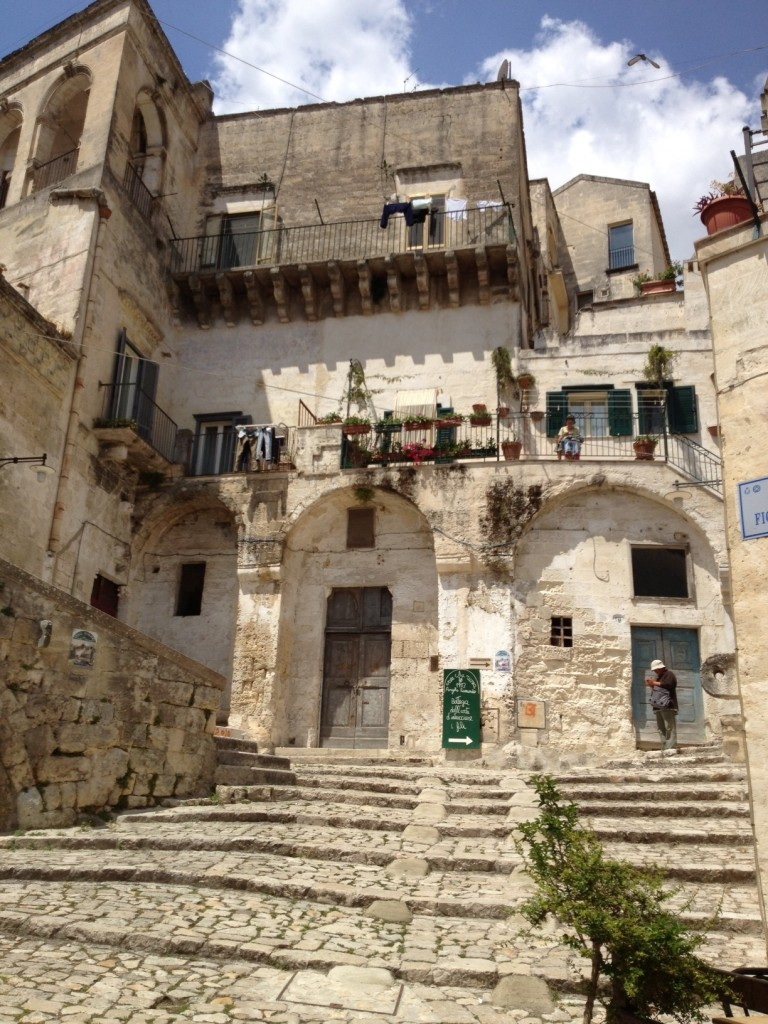 Matera, Italy: Streets of Matera