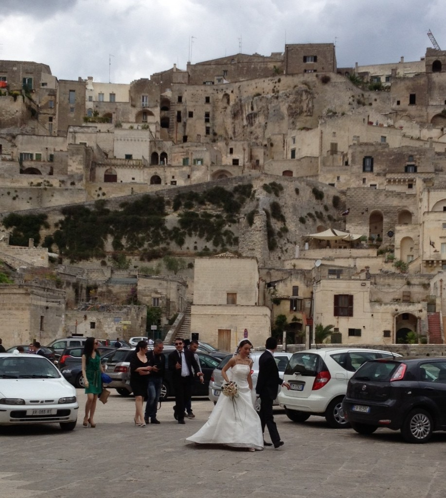 Matera Italy: Wedding in the Sassi