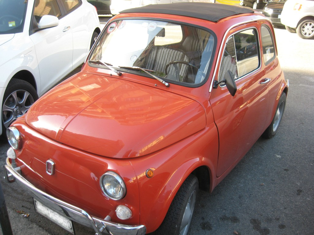 latest fascination vintage fiat 500 browsingrome. Black Bedroom Furniture Sets. Home Design Ideas