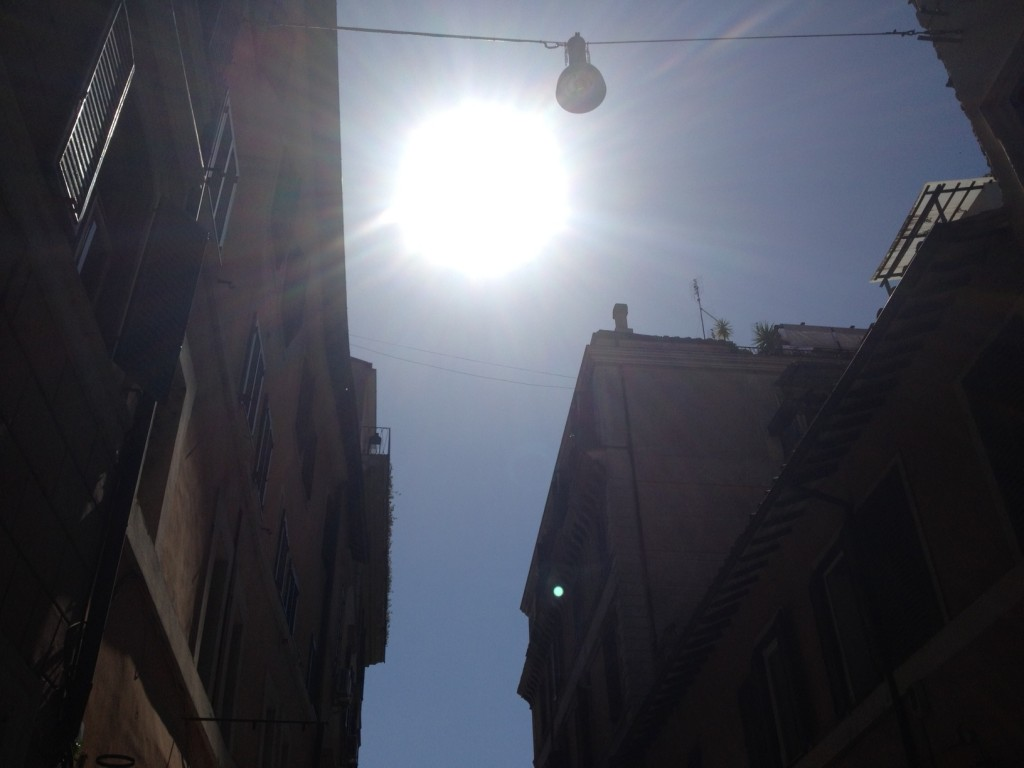 Hottest June in Rome Italy in 230 years - Roman Sun