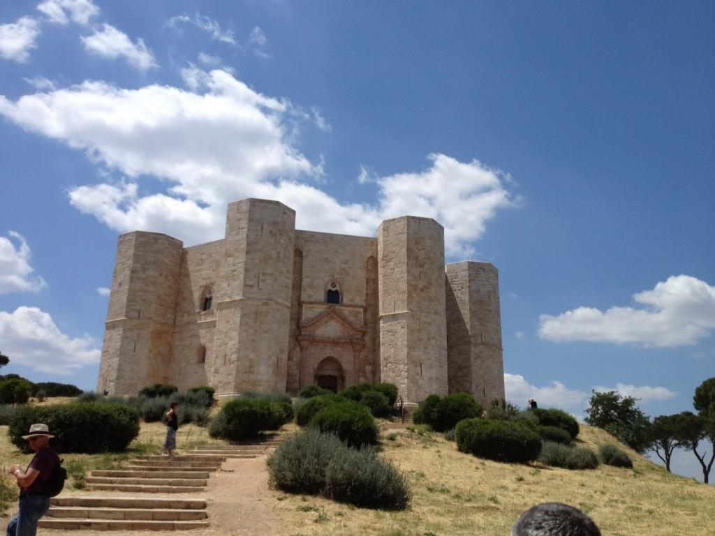 Castel del Monte - Octogonal Structure