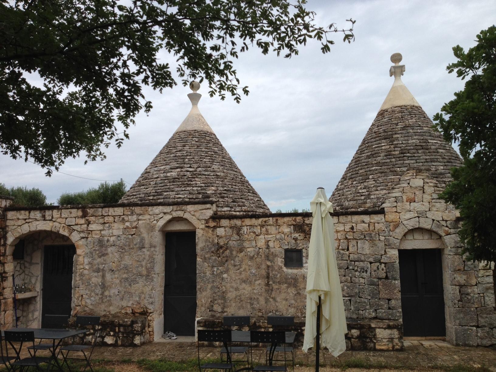 Staying in a Trullo in Puglia: Terra e Mare