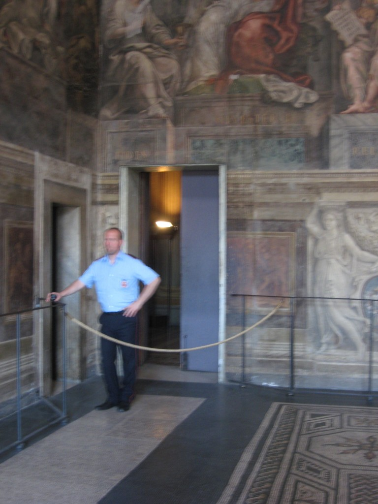 Vatican Sistine Chapel Tour: Private Custodian
