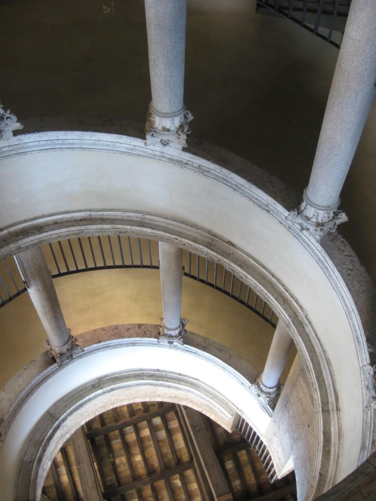 Vatican Sistine Chapel Tour: Bramante Staircase