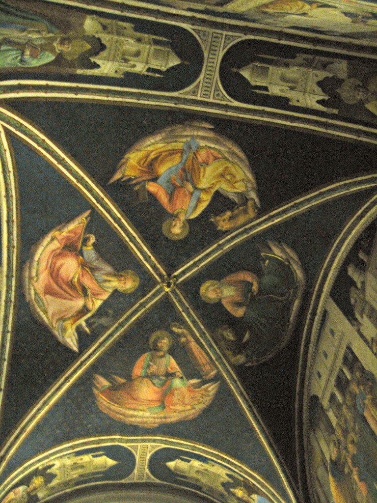 Vatican Sistine Chapel Tour - Cappella Niccolina_Ceiling_Frescoes