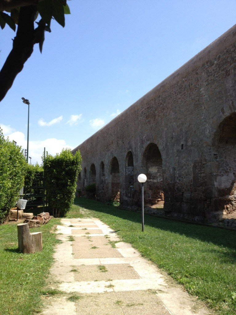 Summer in Rome - Club in Aqueducts Park