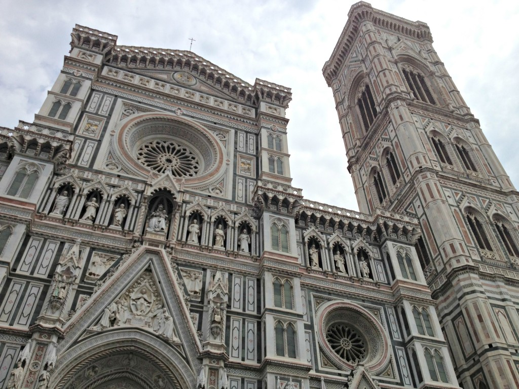 The Duomo and Bell Tower - Walking Tour of Florence