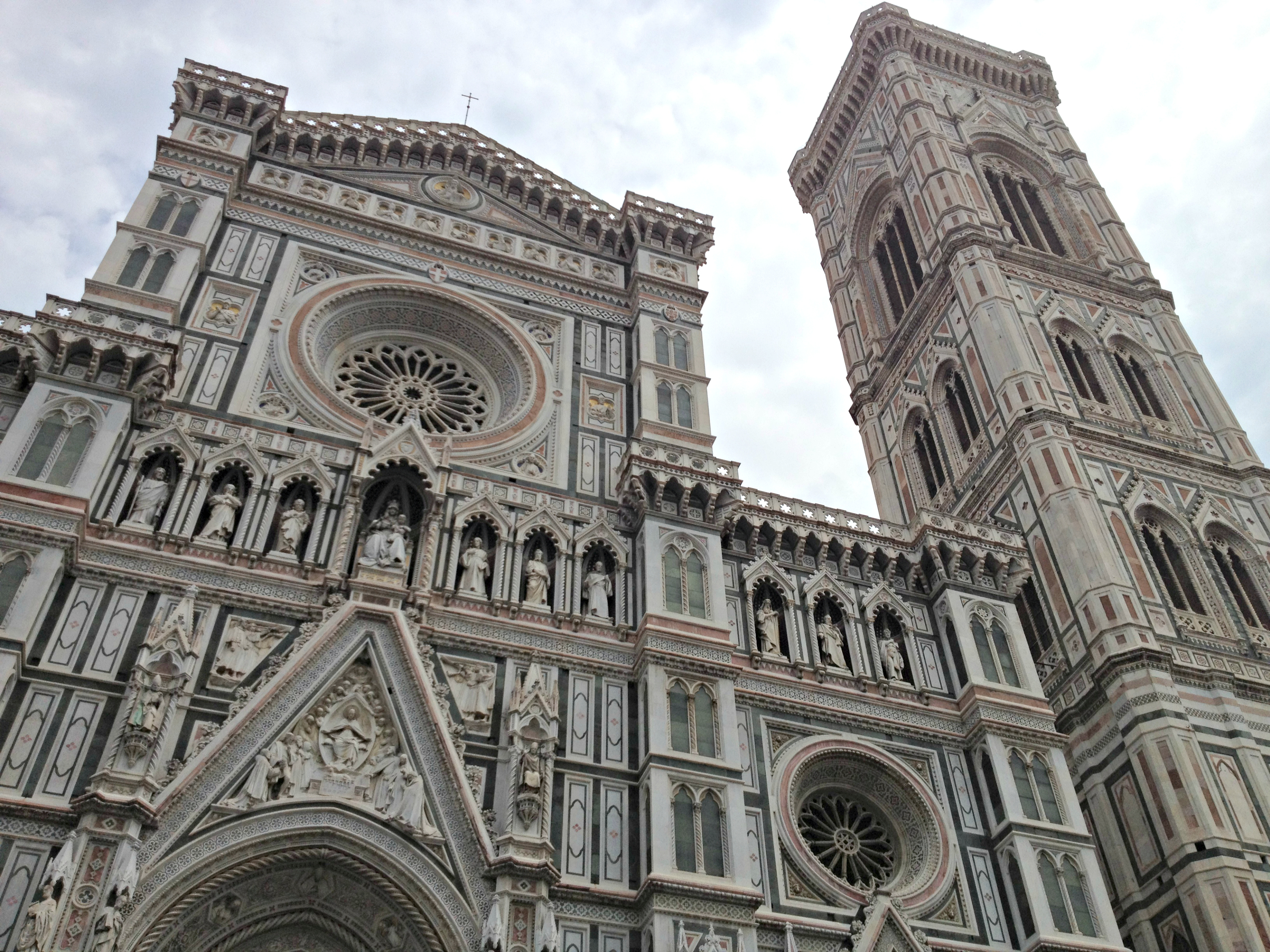More than a city stroll of Florence