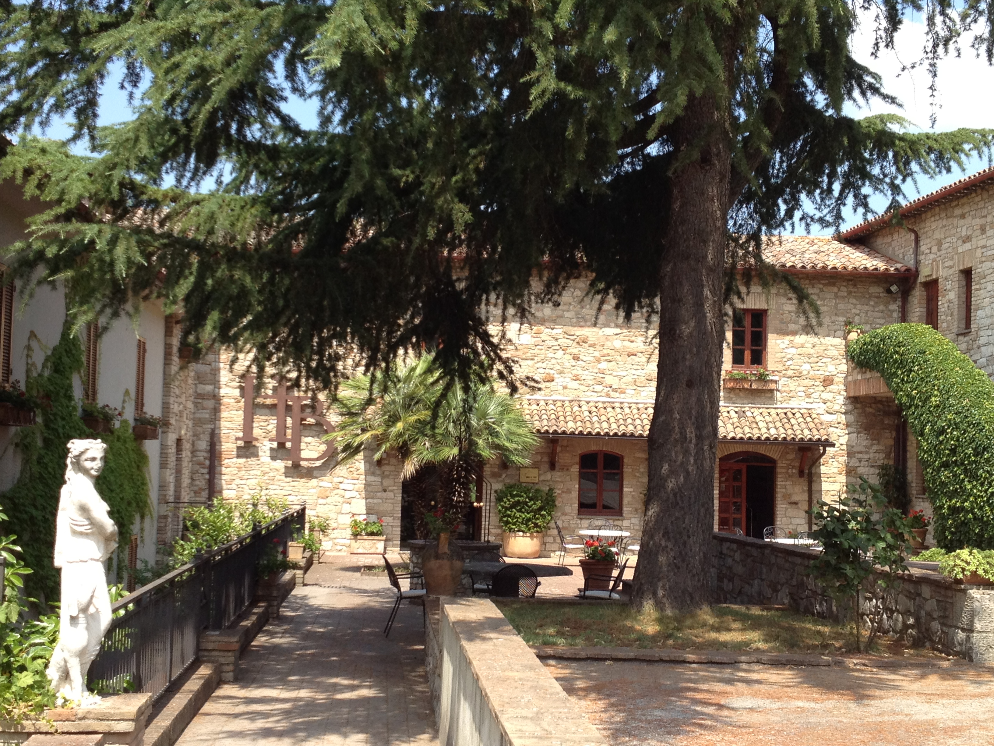 Relaxing Weekend at Hotel Bramante Todi