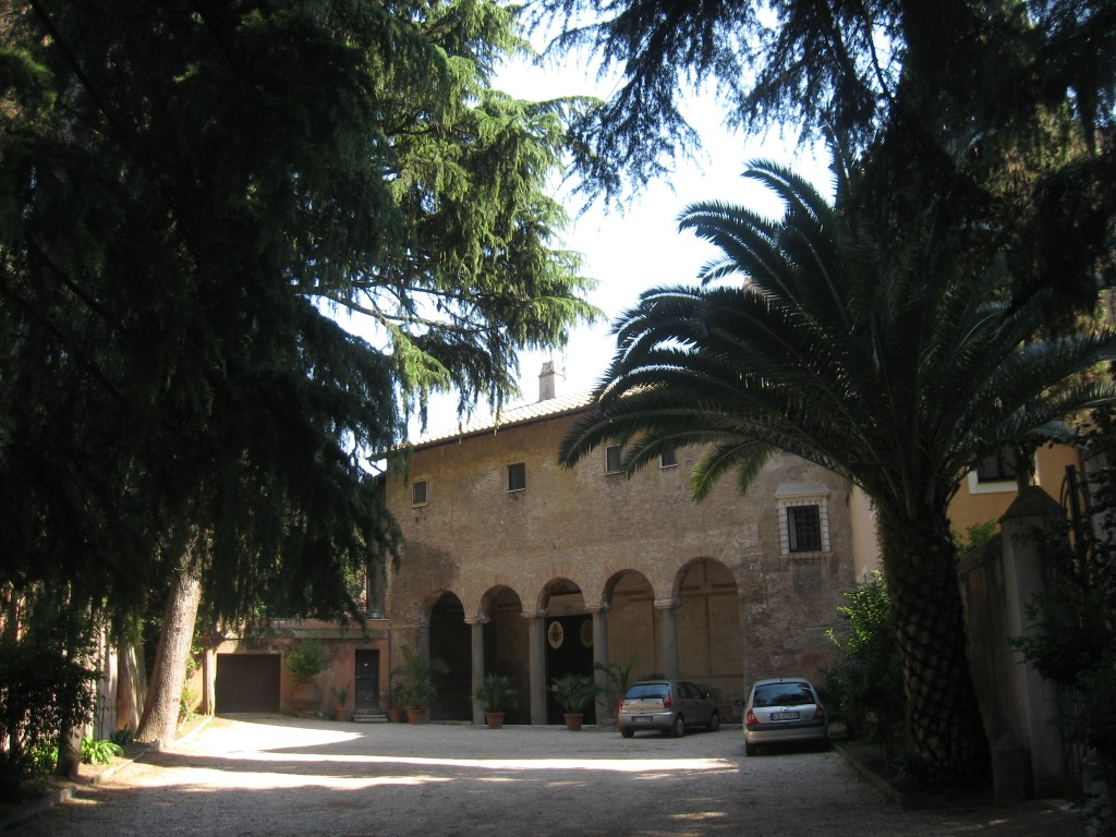 Attraction in Rome - Santo Stefano Rotondo - Outside