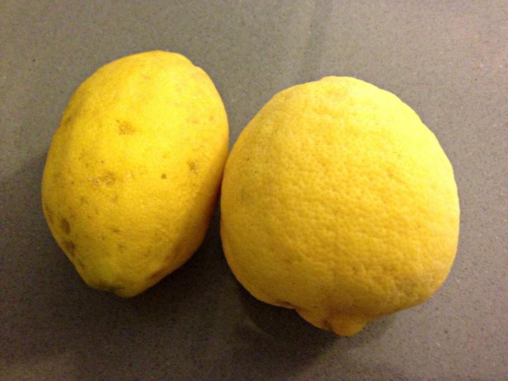 Easy Italian Appetizer - Baked Amalfi Lemons