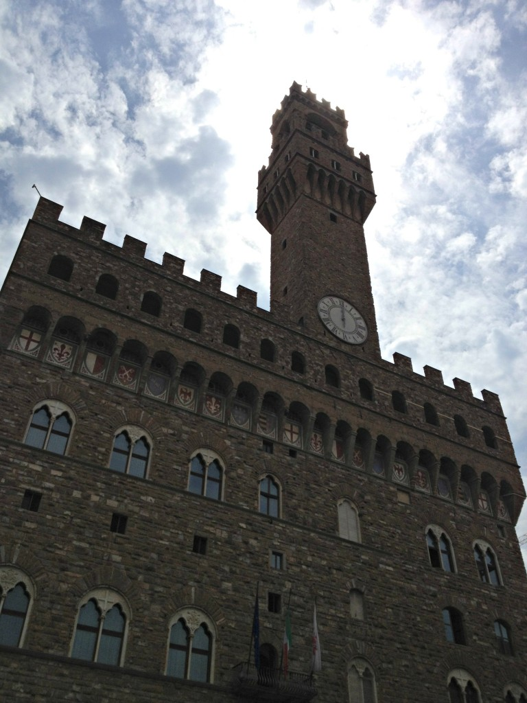 Palazzo Vecchio - Walking tours in Florence, Italy