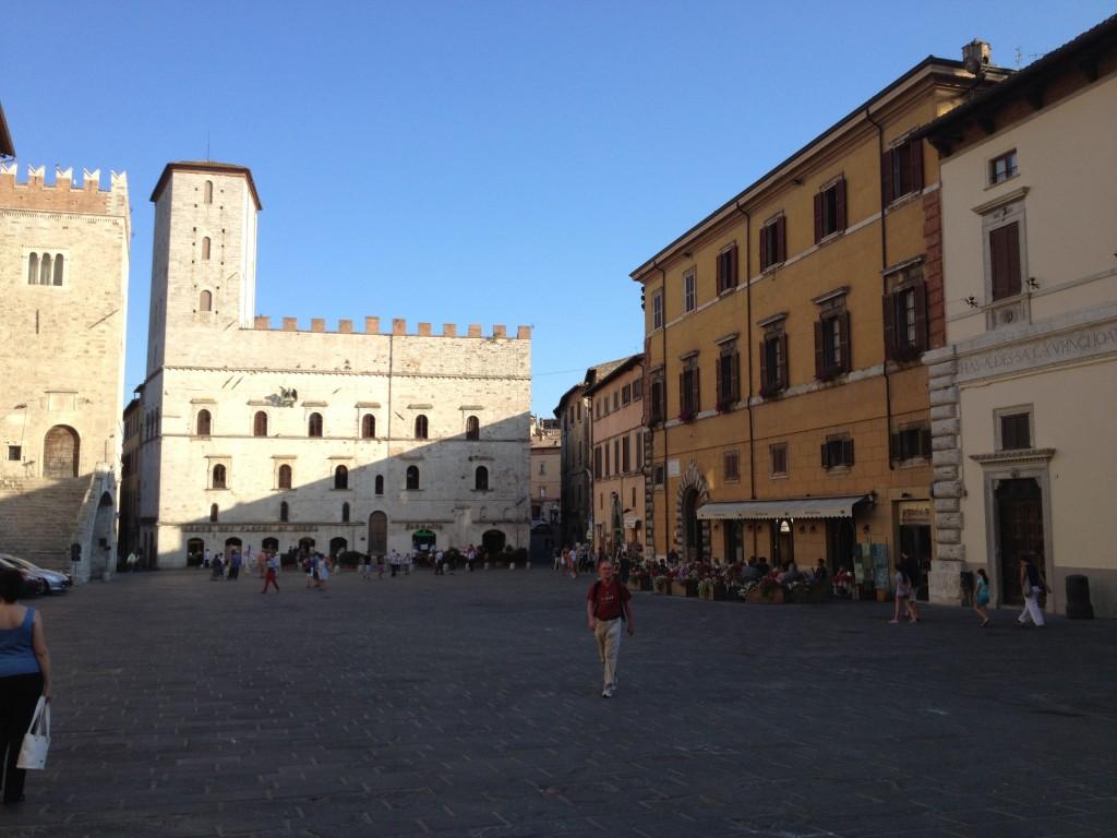 Palazzo dei Priori - Todi, Italy