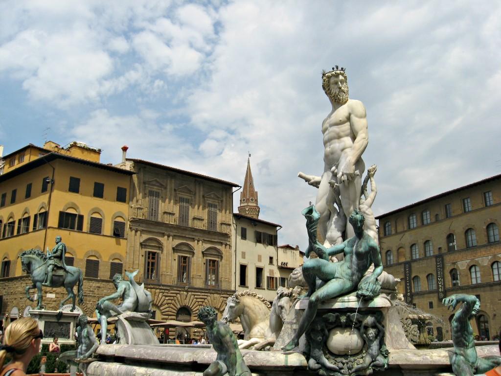 Piazza della Signoria - Walking Tour of Florence