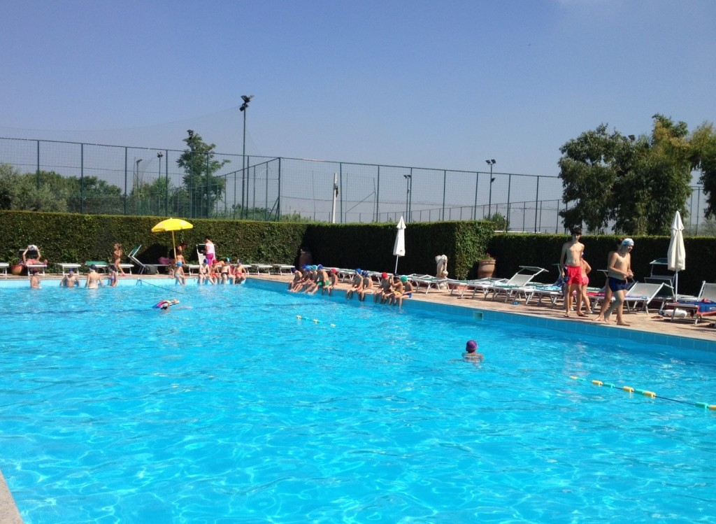Summer in Rome - Pool - Summer Camp