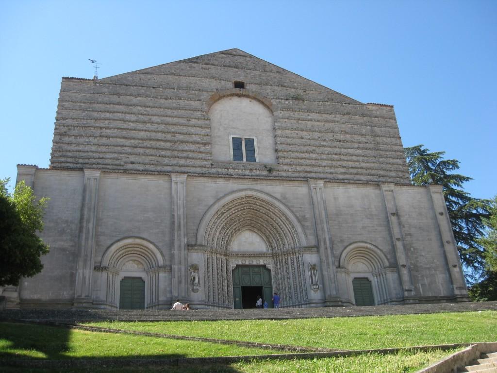 San Fortunato, Todi, Italy