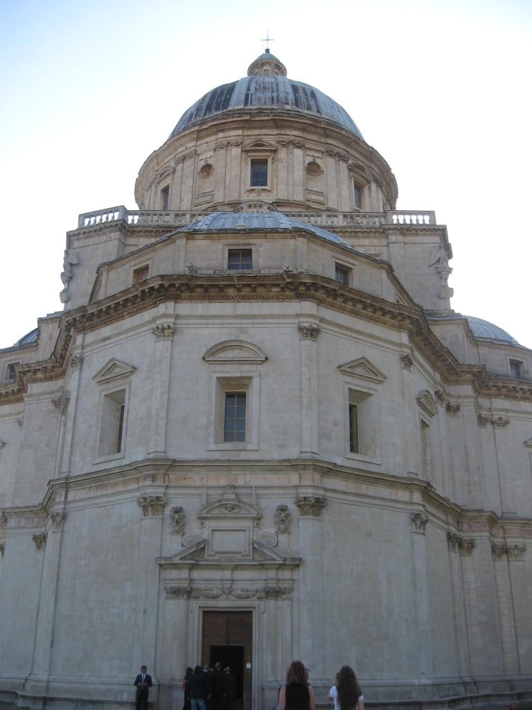 Tempio di Santa Maria della Consolazione - Todi, Italy