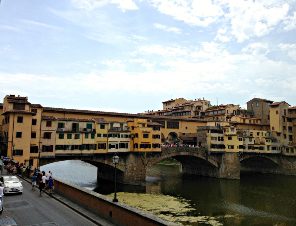Ponte Vecchio - Walking Tour of Florence Italy