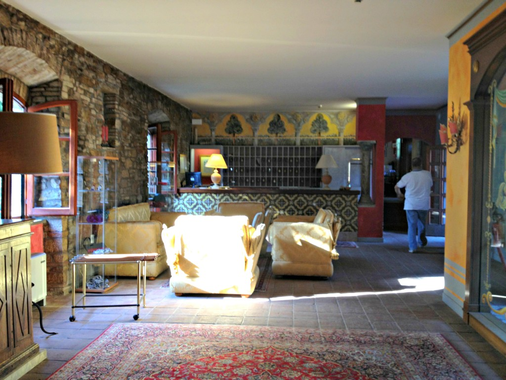 Todi - Hotel Bramante - Reception