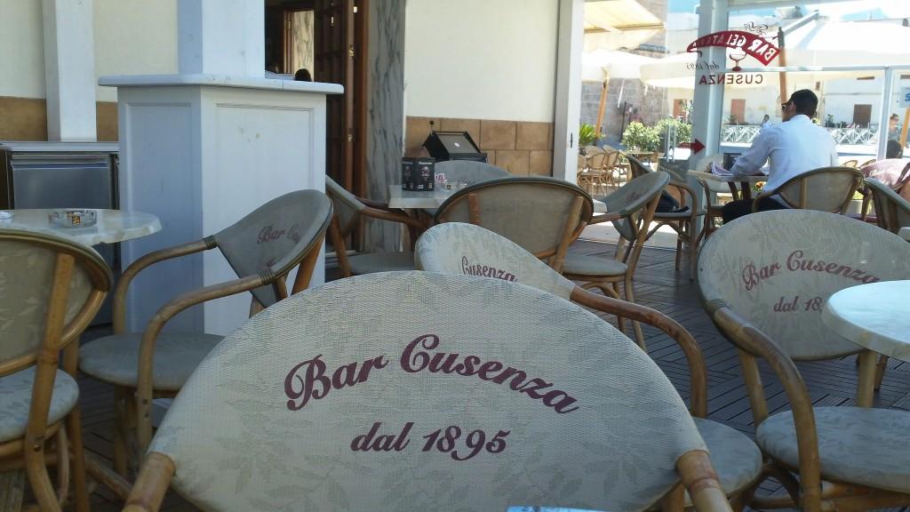 San Vito Lo Capo - Bar Cusenza