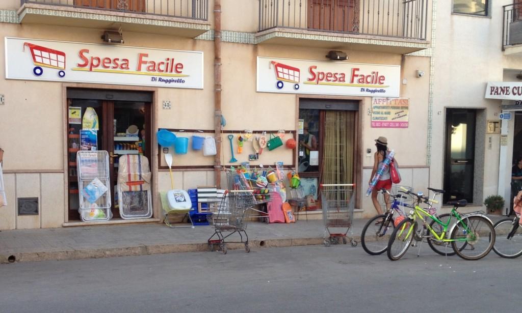 San Vito Lo Capo - Spesa