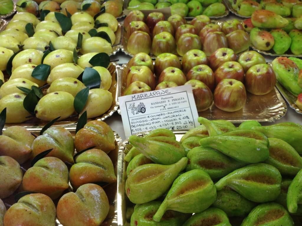 San Vito Lo Capo - Marzipan Fruits