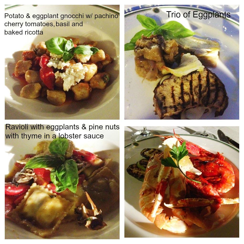 Sicilian Food at Baglio della Luna