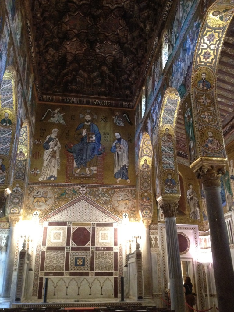 Things to do in Palermo - Cappella Palatina
