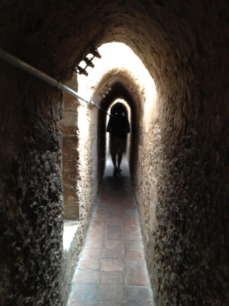 Monreale Sicily - Terrazze Narrow Passage